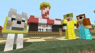 Minecraft Xbox - Baa Baa Barber -277-