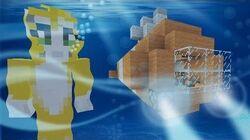 Minecraft Xbox - Ocean Adventure 165