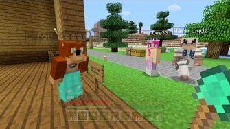 Minecraft Xbox - Redstone Lesson 108