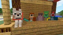 Minecraft Xbox - Cat And Mice 183