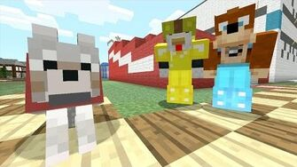 Minecraft Xbox - Fast Food 298-0