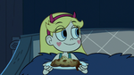 S2E24 Star Butterfly smiling at Marco and Pony Head