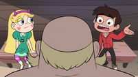 S2E10 Marco 'didn't you hear what that guy said?'