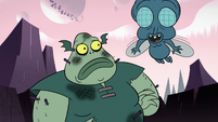 S2E12 Boo Fly thanks Buff Frog for saving him