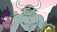 S2E12 Dogbull and monsters meet Buff Frog