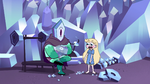 S2E34 Star Butterfly 'every time we got donuts'