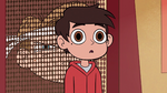 S2E37 Marco Diaz looking at the dojo interior