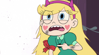 S3E1 Star Butterfly 'this has to mean something!'