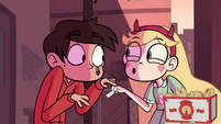 S1E16 Star and Marco 'ooooh'