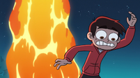 S2E19 Marco Diaz feeling the earth shake