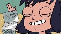 S2E18 Janna has all of Marco's private information