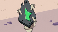S2E8 Close-up on Ludo's wand