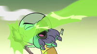 S2E35 Ludo fires another blast of green magic