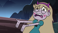 S3E5 Star Butterfly looking upset