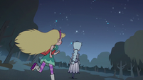 S3E1 Star and Moon lose sight of the MHC's bodies