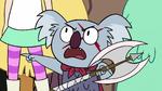S2E13 Axe koala mad at Pony Head