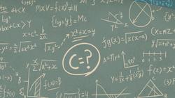 S2E32 Miss Skullnick's complicated math equation