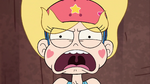 S2E5 Star Butterfly concentrating hard