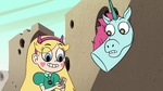 S2E13 Star Butterfly finds some loose change