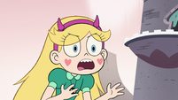 S3E7 Star Butterfly shouting at Ludo