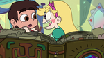 S2E25 Star Butterfly 'he didn't say you couldn't'