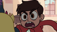 S1E5 Marco angry at Star
