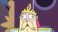 S3E4 King River looking nervously stunned