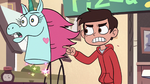 S2E24 Marco Diaz puts the blame on Pony Head