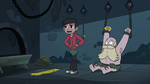 S3E6 Marco 'the dungeon has air conditioning?'