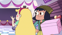 S2E27 Star Butterfly calling out to Marco