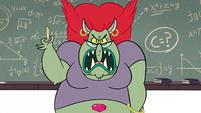 S2E32 Miss Skullnick repeats 'solve for c'