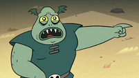 S2E12 Buff Frog 'that was Katrina's favorite'