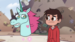 S2E24 Pony Head begrudgingly agrees with Marco