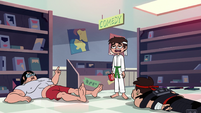 S2E4 Marco doesn't want the A Pair of Scissors VHS