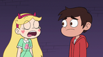S2E27 Star Butterfly 'what happened?'