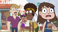 S2E29 Party guests wait for something to happen