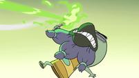 S2E35 Ludo's wand fires a concussive blast