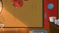 Fortune Cookies background - Chinese restaurant