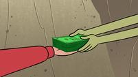 S2E13 Roy taking Marco Diaz's money
