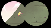 S2E15 Star Butterfly continues up the hill