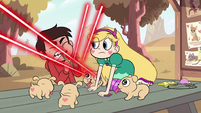 S2E6 Laser puppies shoot lasers everywhere