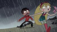 S2E15 Star pulls Marco through the rain zone