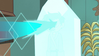 S2E34 Marco gets blasted with crystal magic