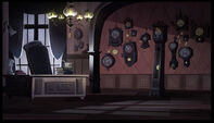 St. Olga's Reform School for Wayward Princesses Concept 7