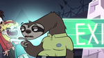"""S1E8 Quest Buy sloth """"are you gonna pay for that charger?"""""""