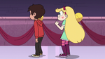 S2E27 Star Butterfly runs up to Marco