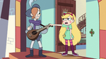 S2E40 Star Butterfly interrupts Ruberiot's singing