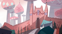 Star Comes to Earth background - Mewni royal palace 3