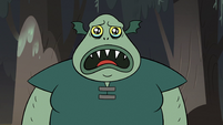 S2E12 Buff Frog 'pull yourself together'