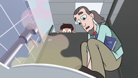 S2E3 Mr. Candle talking to toilet water.png